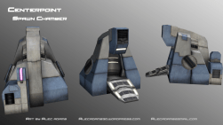 Centerpoint Spawn Chamber model.