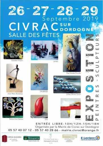 Exposition Civrac