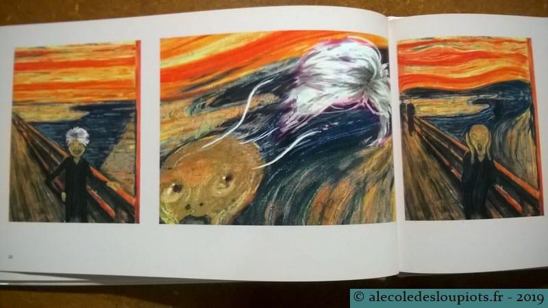 Les vraies histoires de l'art - Le Cri - Munch