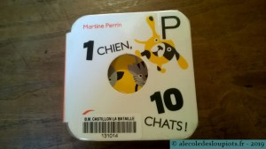 1 chien, 10 chats - Martine Perrin
