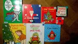 Livres de Noël