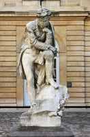 Statue de Champollion