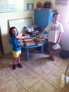 Un enfant, un livre, projet familial