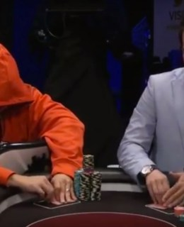 Epic Hero Call in High Stakes Poker Cash Game.