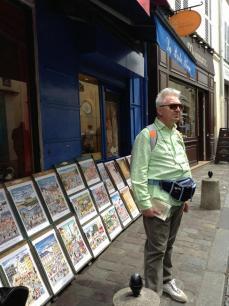 4. Cartierul Montmartre şi Sacre-Coeur
