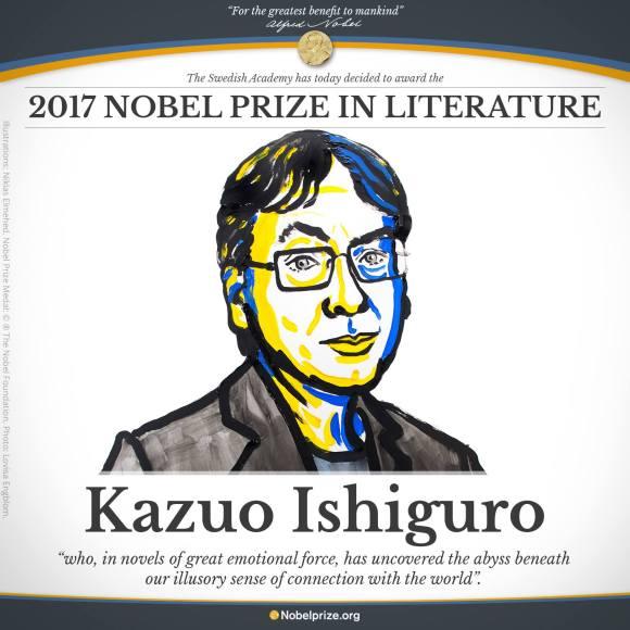 Kazuo Ishiguro, un escritor de la memoria, tiempo y auto-Delirio. Nobel de Literatura 2017