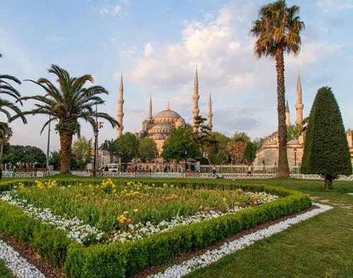 Praça de Sultanahmet