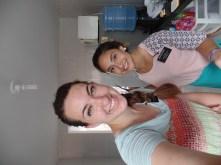 Sister Pivari and Sister Adelman