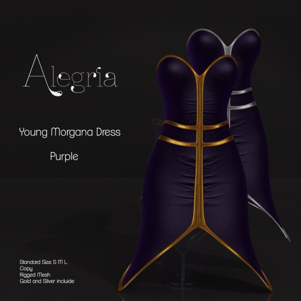 ALEGRIA Young Morgana Purple Vendor
