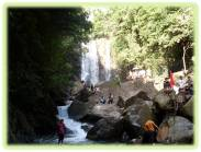 Appearance of local observers at Lumondo Falls during the ABS-CBN and GMA 7 TV coverage on March 6, 2009 and March 11, 2009, respectively.