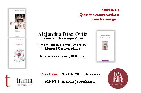Barcelona  Alejandra Daz Ortiz