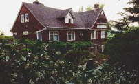 Kurt Cobain's Home, Seattle, Washington