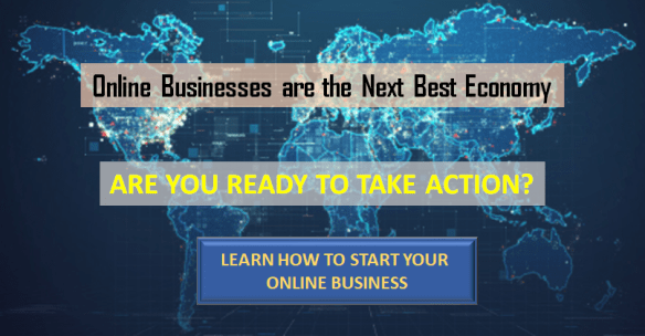 Online businesses are the next best economy!