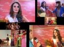 Marisol Suarez, modelo asesorada por Alejandro Londoño, ganadora del concurso de belleza de Amolatina