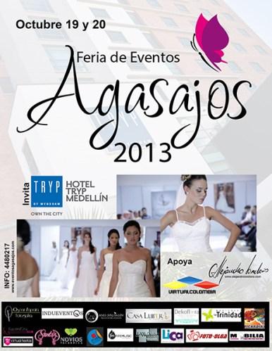 Producción de moda para feria Agasajos en Hotel Tryp por Alejandro Londoño