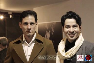Julian Manzanares y Alejandro Londoño