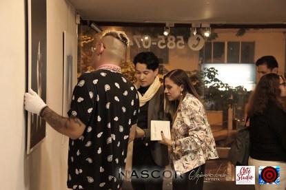 Norman Botero, Alejandro Londoño e Isabel Cadavid