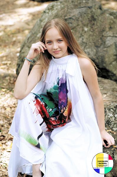 Modelo: Isabella Saldarriaga Agencia: Formato Kids Fotografía: Alejandro Londoño