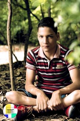 Modelo: Andrés Henao Agencia: Formato Kids Fotografía Alejandro Londoño