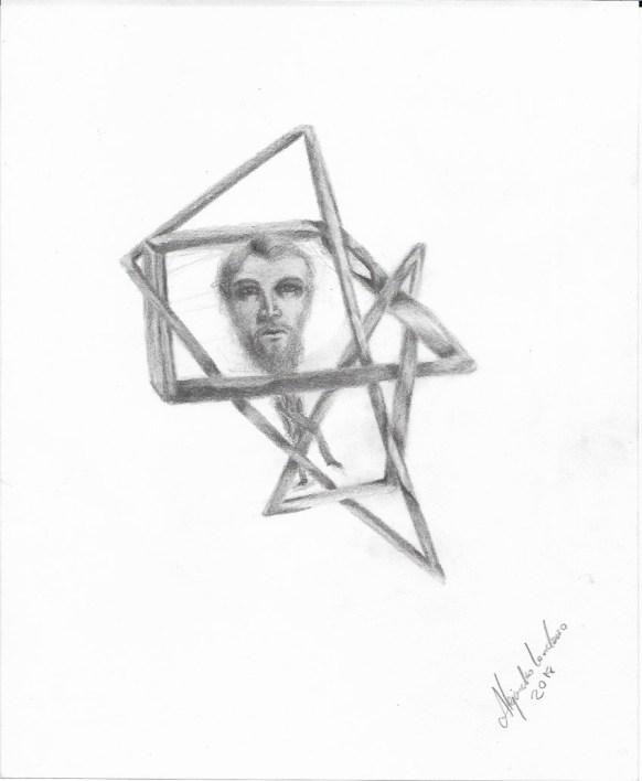 Título: Esencia 2 Serie: Esencia Técnica: Grafito Artista: Alejandro Londoño