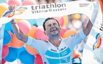 Crónica Triatlón Vitoria-Gasteiz 2018