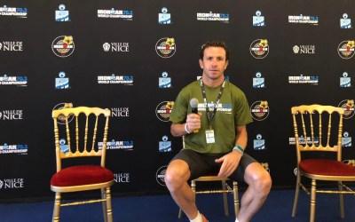 Reportero mundial Ironman 70.3 Niza
