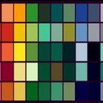 444 Выбор цвета потолка On-line