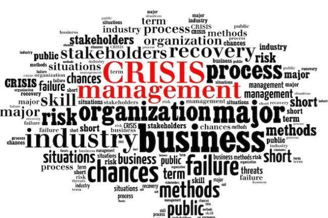 Leadership and crisis management