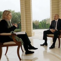 Ilham Aliyev's harsh response to BBC News - viral!