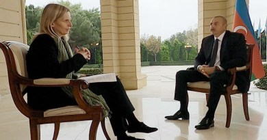 Ilham Aliyev's harsh response to BBC News – viral!