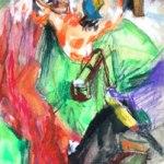 Still-Life-Watercolor-by Aleksandra Smiljkovic Vasovic aleksandraartworkcom