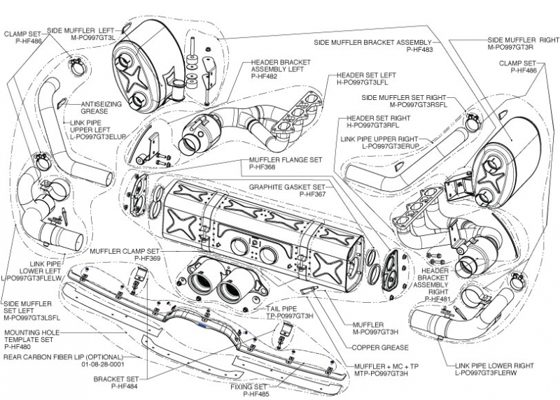 Porsche 997 Motor Diagram. Porsche. Auto Parts Catalog And