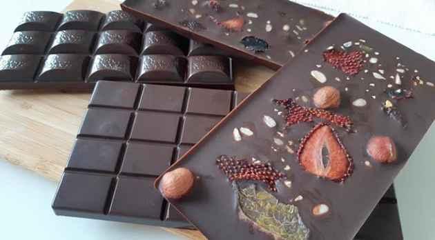 Шоколад при карантине
