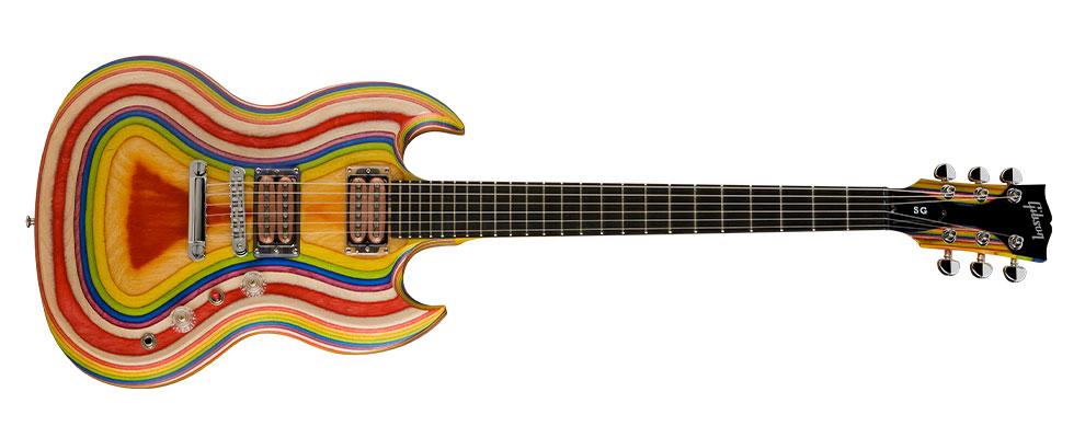 alembic club plywood guitar