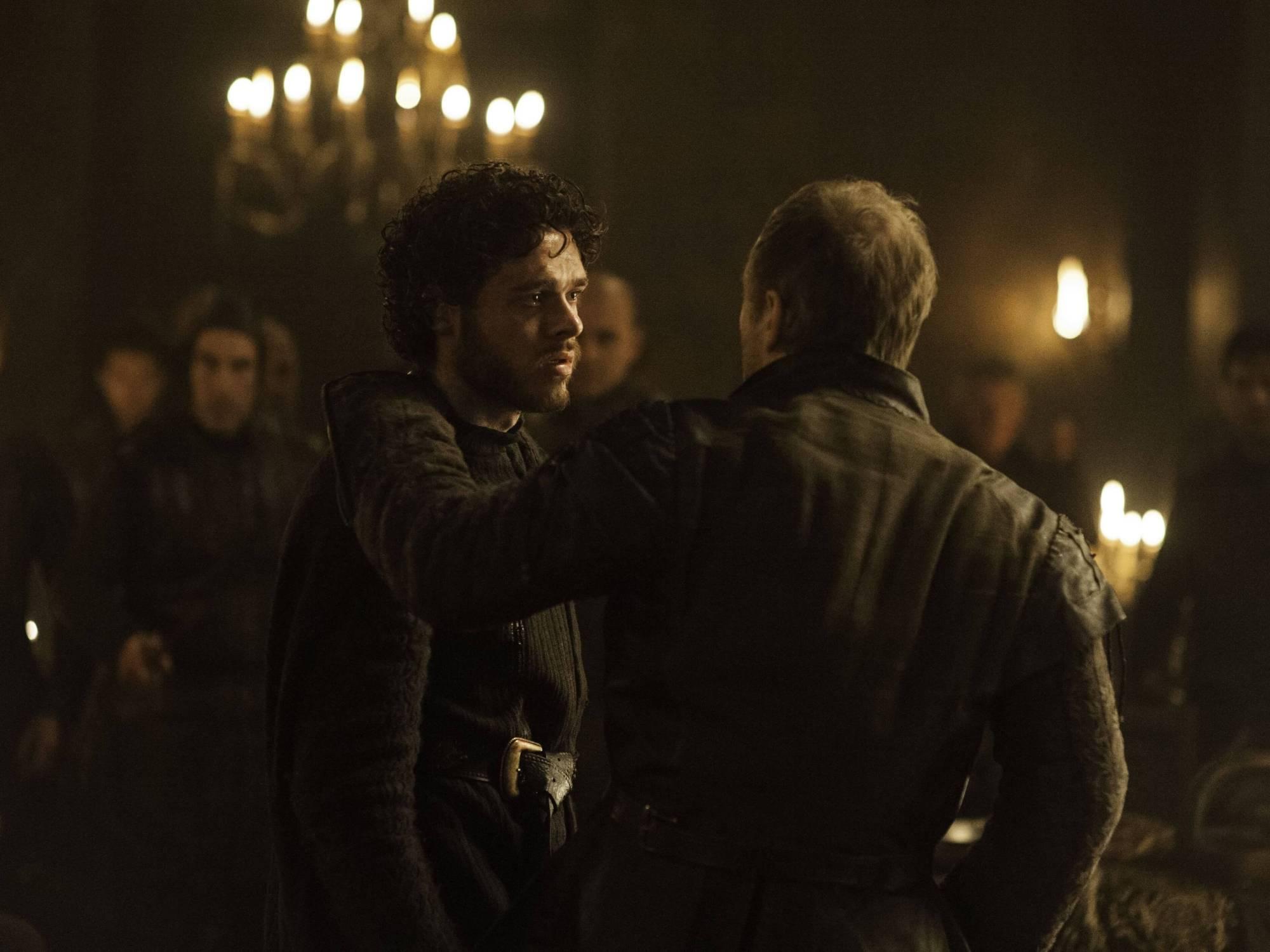 Casamento Vermelho Game of Thrones