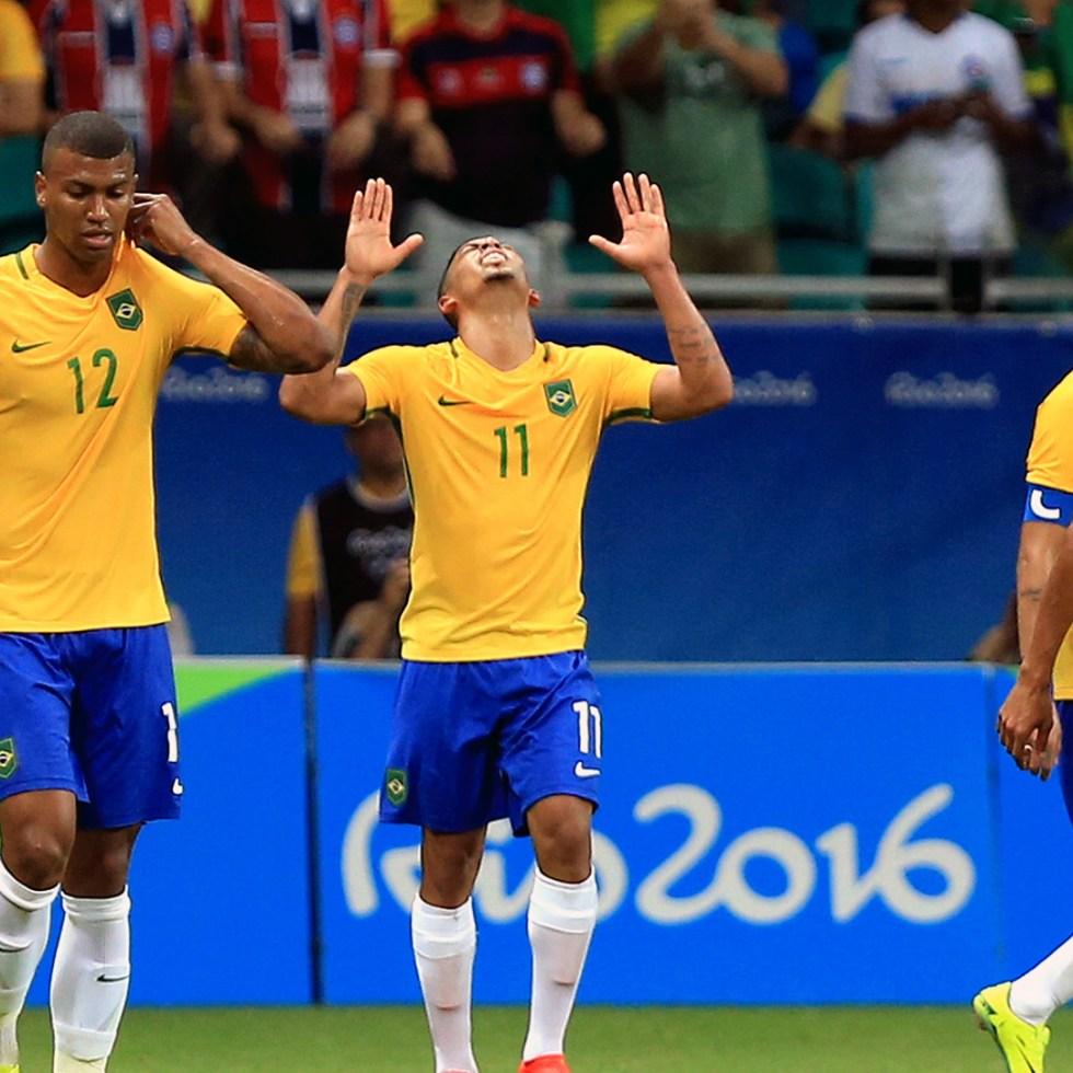 Brasil x Dinamarca