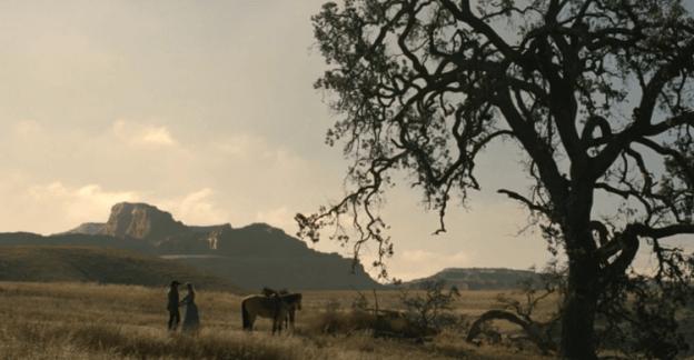 Westworld 1x03 The Stray cena5