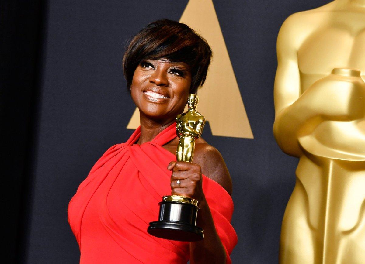Uma análise do discurso de Viola Davis no Oscar 2017