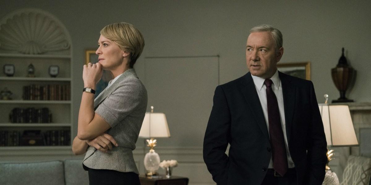 House of Cards e o antagonismo perfeito entre Frank e Claire