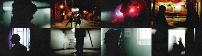 Sherlock iluminação