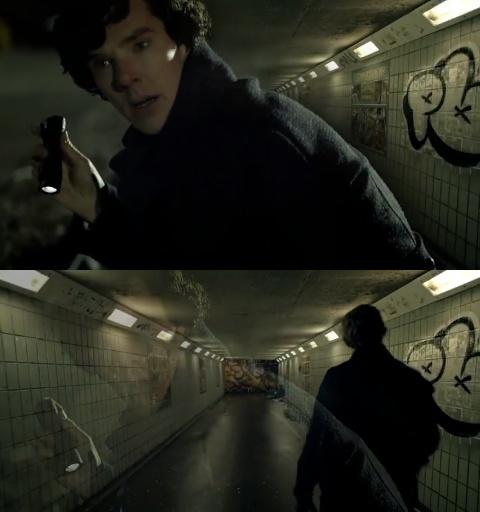 Sherlock transição