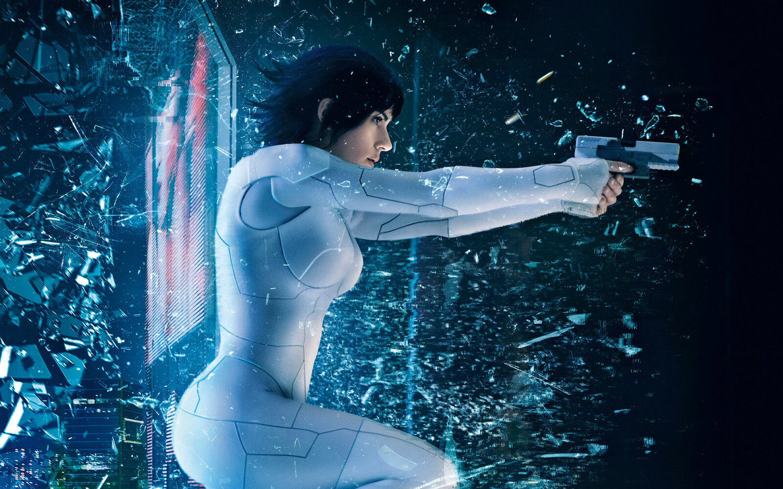 Ghost in the Shell capa