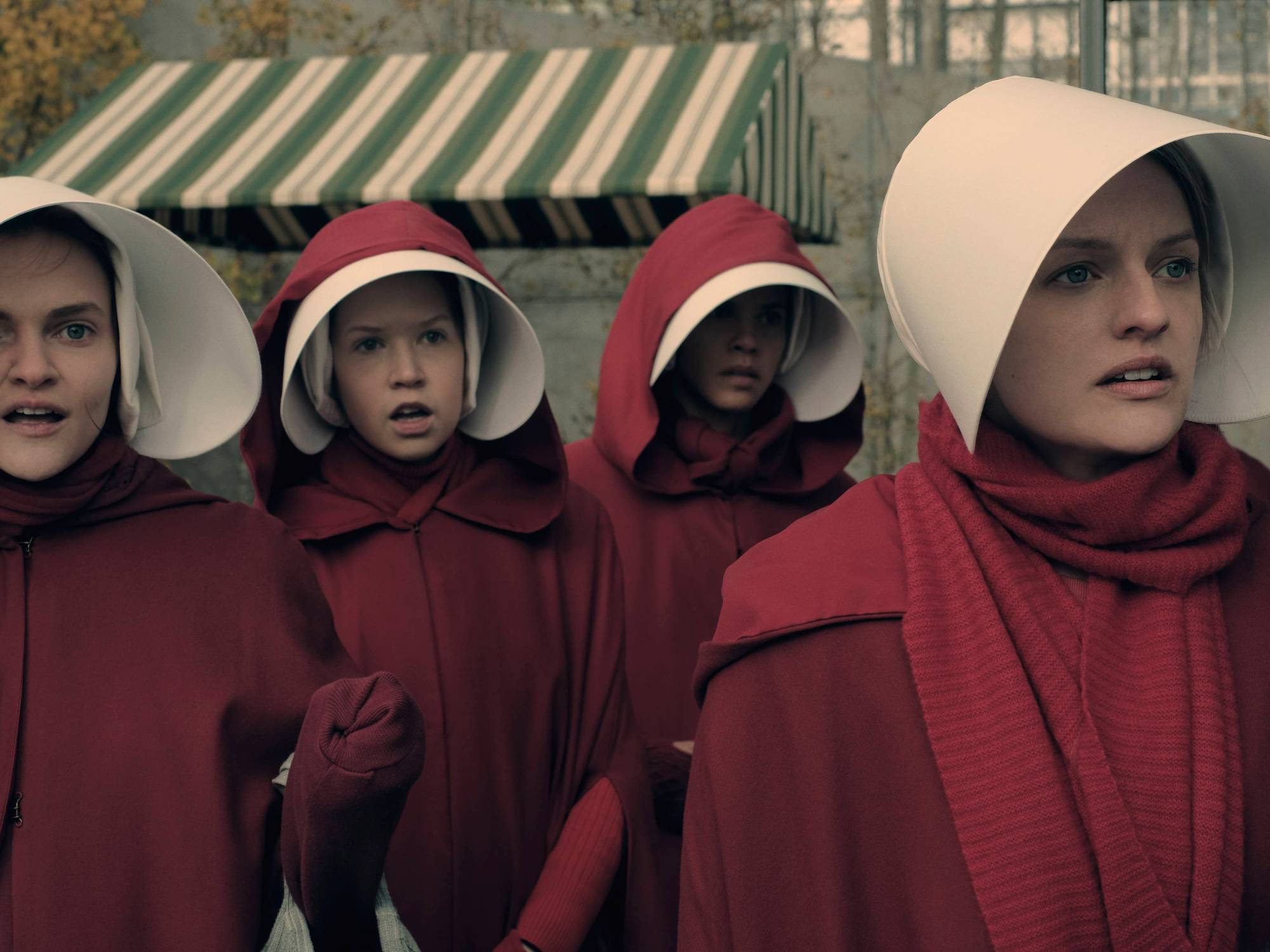 The Handmaid's Tale - Faithful