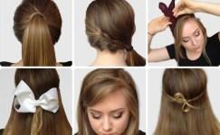 Okul Saç Modelleri