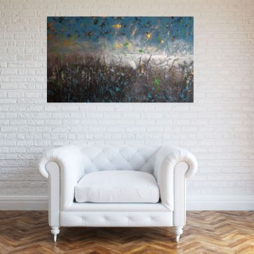 abstract painting alemisart