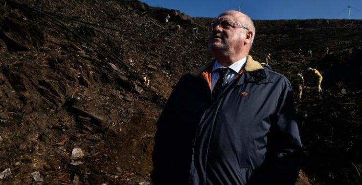 """Ministro do Ambiente acredita em ano agrícola normal ou até """"mais do que isso"""""""