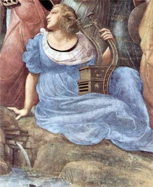 La Música y las Bellas Artes en la Antigüedad. Por:  Virginia Seguí (6/6)