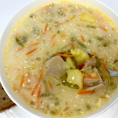 Rosolnik Soup