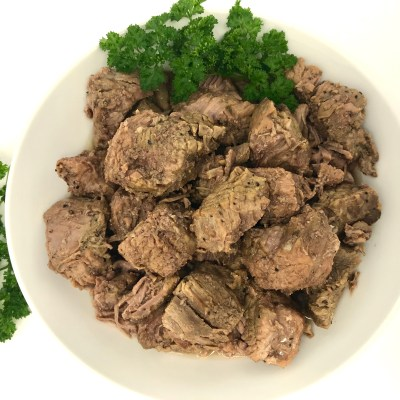 Oven baked Beef