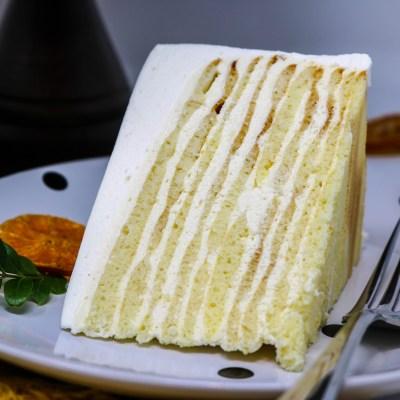 Milky Girl Cake
